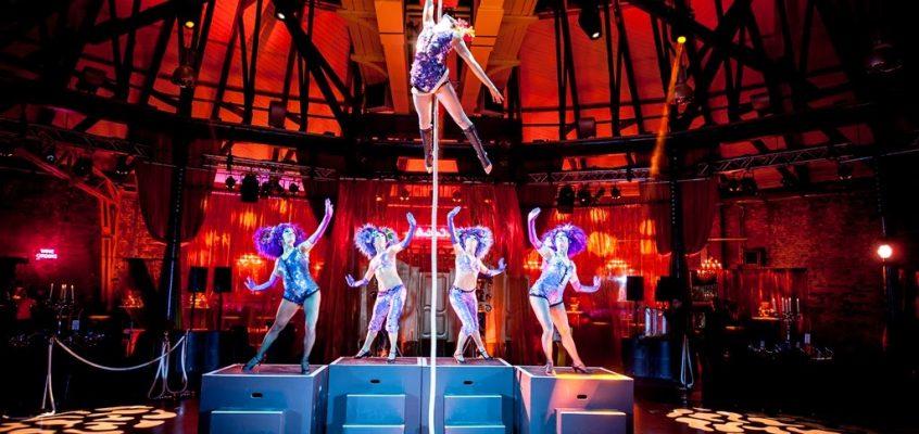 Razzle Dazzle – A Fabulous new Circus Cabaret Show