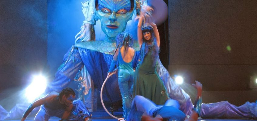 Sea Queen Spectacular – An amazing water-themed circus show