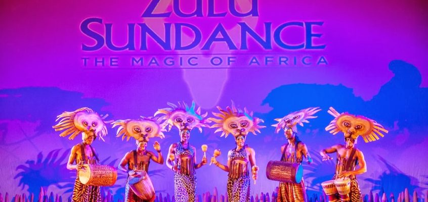 Zulu Sundance – An African themed Circus Show