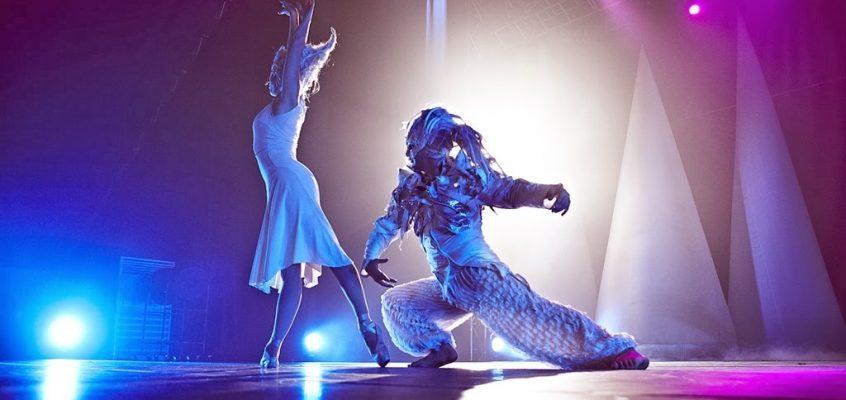 Hire a Cirque Du Soleil style Show